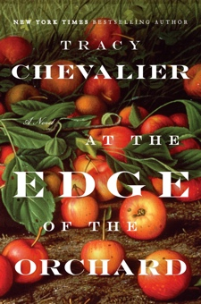 At the Edge of the Orchard US cover