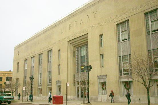 ToledoMainLibraryext